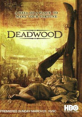 Deadwood Season 1's Poster