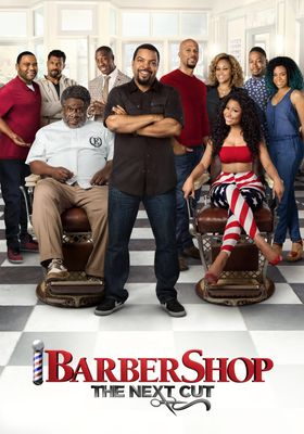 Barbershop: The Next Cut's Poster