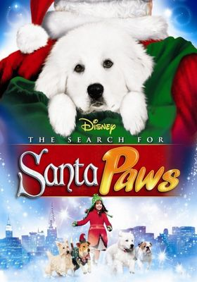 『The Search for Santa Paws』のポスター