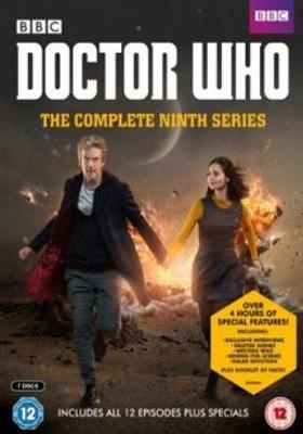 『ドクター・フー シーズン9』のポスター