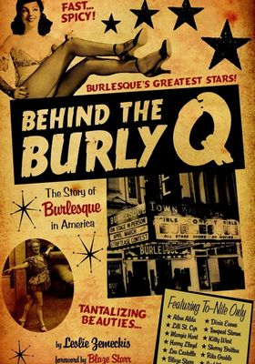 Behind the Burly Q's Poster