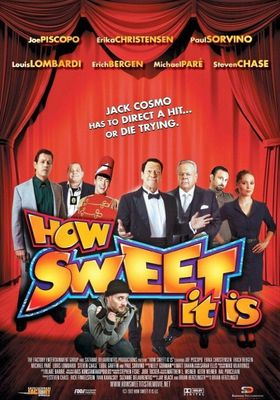 『How Sweet It Is』のポスター