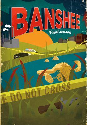 Banshee Season 4's Poster