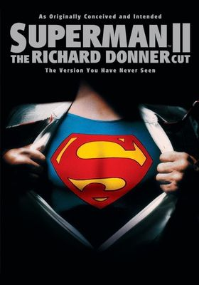 Superman II: The Richard Donner Cut's Poster