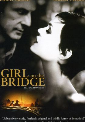The Girl on the Bridge's Poster