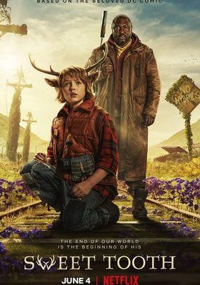 『スイート・トゥース: 鹿の角を持つ少年』のポスター