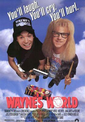 웨인즈 월드의 포스터