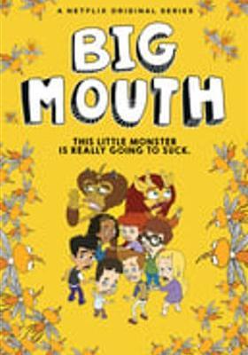 Big Mouth Season 4's Poster