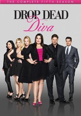 Drop Dead Diva Season 5's Poster