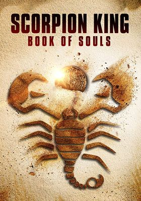 The Scorpion King Book of Souls's Poster