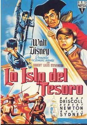 Treasure Island's Poster