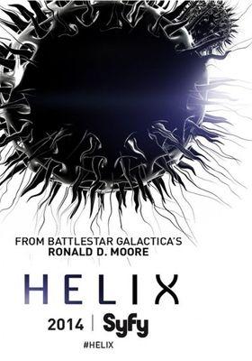 『HELIX -黒い遺伝子- シーズン 1』のポスター