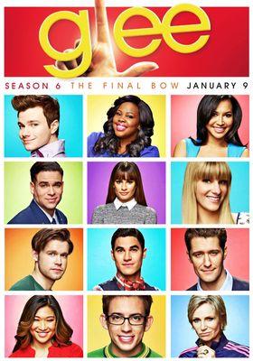 『glee/グリー ファイナル・シーズン』のポスター