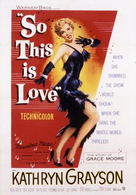 So This Is Love's Poster