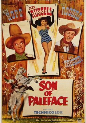 Son of Paleface's Poster