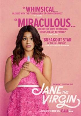 『ジェーン・ザ・ヴァージン シーズン 1』のポスター