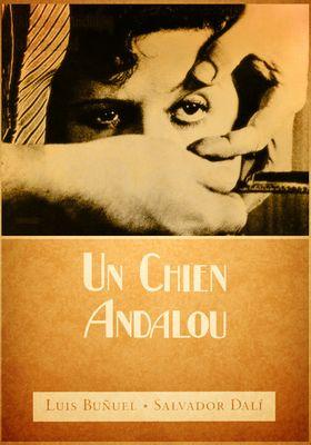 『アンダルシアの犬』のポスター