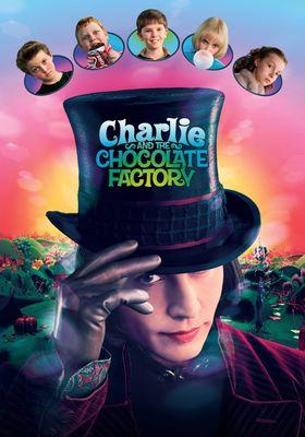 『チャーリーとチョコレート工場』のポスター