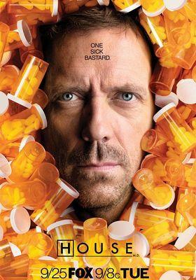 『Dr.HOUSE/ドクター・ハウス シーズン4』のポスター