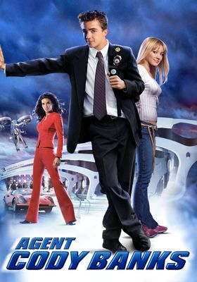 Agent Cody Banks's Poster