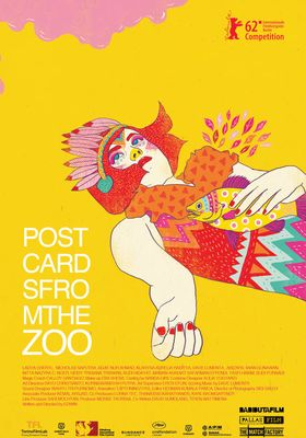 『Postcards from the Zoo』のポスター