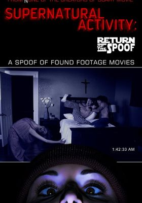 Supernatural Activity's Poster