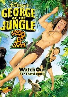 George of the Jungle 2's Poster