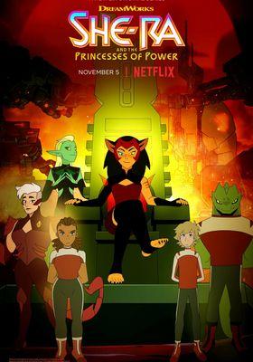 She-Ra and the Princesses of Power Season 4's Poster