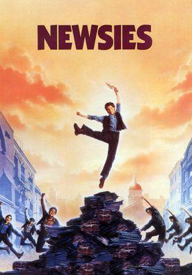 Newsies's Poster