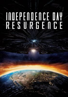 Independence Day: Resurgence's Poster
