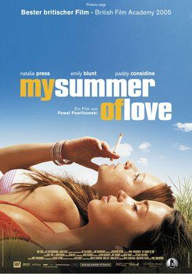 사랑이 찾아온 여름의 포스터