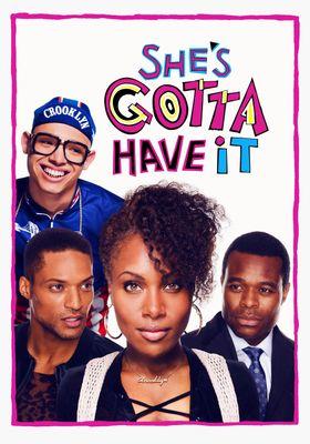 She's Gotta Have It Season 1's Poster