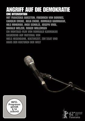 어택 온 데모크라시: 언 인터벤션의 포스터
