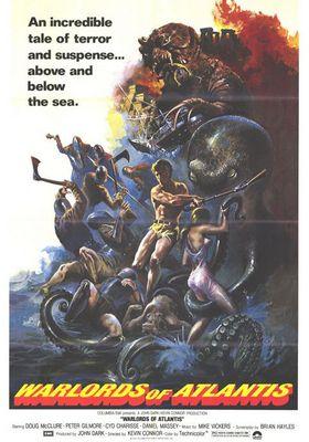 『워로드 오브 더 딥』のポスター