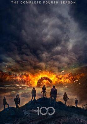 The 100 Season 4's Poster