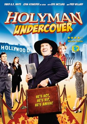 Holyman Undercover's Poster