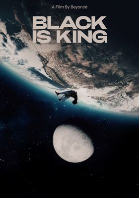Black Is King's Poster