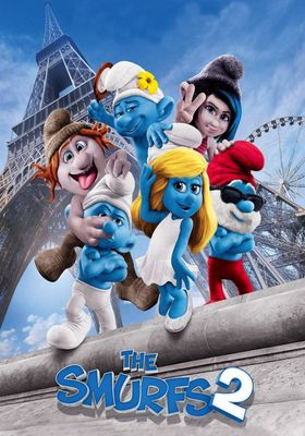 The Smurfs 2's Poster