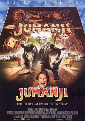 Jumanji's Poster