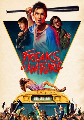 Freaks of Nature's Poster