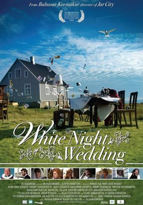 White Night Wedding's Poster