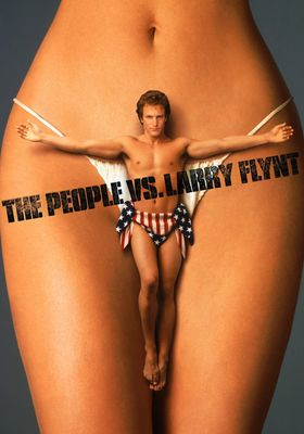 The People vs. Larry Flynt's Poster