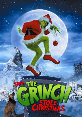 How the Grinch Stole Christmas's Poster