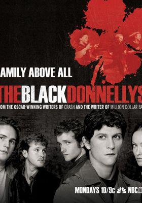 블랙 도넬리의 포스터
