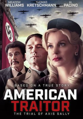 American Traitor: The Trial of Axis Sally's Poster