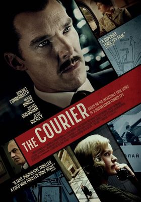 The Courier's Poster