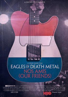 이글스 오브 데스 메탈: 바타클랑 그 후의 포스터