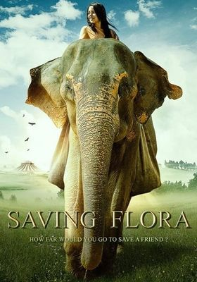 Saving Flora's Poster