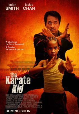 The Karate Kid's Poster