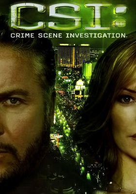 CSI: Crime Scene Investigation Season 7's Poster